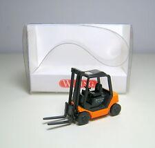 Wiking H0 0663 01 14 - Carrello elevatore Still R 70-25 in colore arancio