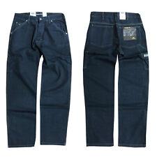 Pall Mall Worker Fit Herren Jeans Hose Gerades Bein Blau Gr. W32 L34 NEU