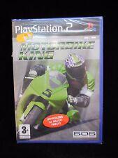 Motorbike King para playstation 2 nuevo y precintado