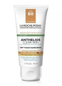 La Roche-Posay Anthelios Clear Skin SPF 60 Sunscreen 1.7 oz