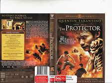 THe Protector-2005-Tony Jaa-2 Disc Ultimate Edition-Movie-DVD