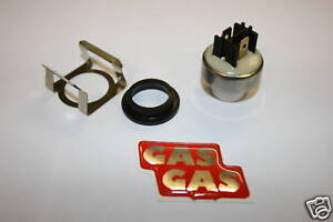 THERMOSTAT GAS GAS & SHERCO inc. SEAL & RETAINER CLIP-TRIALS  Part No MO-1020003