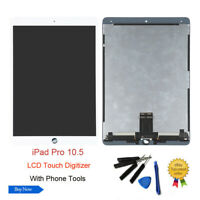 USA Replacement LCD Screen Touch Digitizer Assembly For iPad Pro 10.5'' White