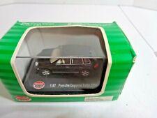 2002 Porsche Cayenne Turbo GT in H.O 1/87 Scale by Model Power in box