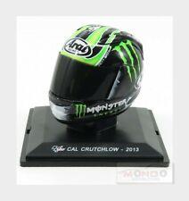CGP 27 CAL CRUTCHLOW 2013 CASCO MOTO BIKE GP COLLECTION HELMETS ALTAYA IXO 1//5