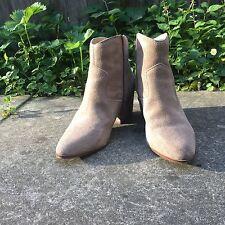 Women's boots from Aldo UK Beige Size 7