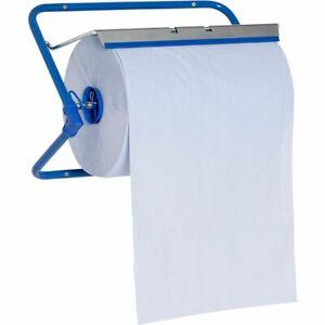 Wandhalter Putztuchrolle bis 38 cm Putztuchrollenhalter Putzpapier Putztücher