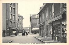 CPA 92 COLOMBES RUE ALEXIS BOUVIER