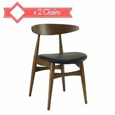 Vinyl Scandinavian Chairs