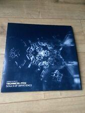 "Tech Itch  Souls Of Impatience Ep Drum&Bass/Mint 12"" Dom & Roland/SPL/Limewax"