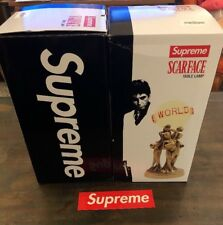 Supreme Scarface The World Is Yours Lamp Multicolor Supreme New York FW17 RARE