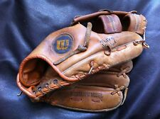 VINTAGE WILSON A2260 TOMMY JOHN AUTOGRAPH MODEL YOUTH LEATHER BASEBALL GLOVE RHT