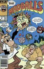 Madballs #6 Comic 1988 - Marvel Comics - Star Comics