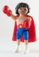 Playmobil Winner Boxer with Gloves Cape Mystery Series 13 9332 NEW