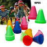 Plastic Skate Marker Cones Soccer Football Rollers Sports Training Equipment.