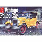 AMT 1/25 1927 Ford T Vintage Police Car AMT1182