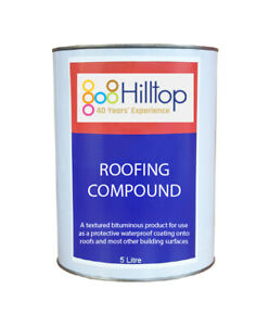 Roofing Compound Paint For Roof Coating & Water-Proofing