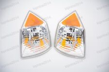 Front Corner Turn Signal Parking Light Lamps One Pair for Jeep Compass 2007-2010
