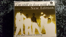New Edition / i'm still in love with you  - Maxi CD
