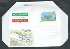 1979 ITALIA AEROGRAMMA PRIMO AEREO ITALIANO - ED