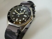 Time Arrow,  Military Type 1  Submariner ,Camo band Miyota Movment