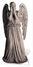 Weeping Angel Doctor Who Enemy Official Lifesize Cardboard Cutout Fun Figure