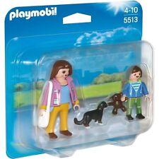 PLAYMOBIL - 5513 - Duo pack femme et enfant - Neuf