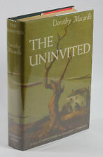 The Uninvited, 1st US Edition 1st Printing, Dorothy Macardle, 1942, HC, VG