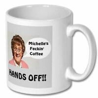 Personalised MRS BROWN'S BOYS themed Funny MUG - browns customised gift cup mugs