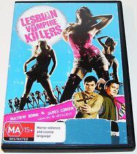 LESBIAN VAMPIRE KILLERS---(Dvd)