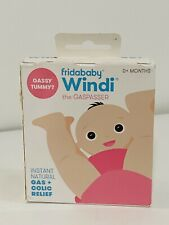 Fridababy Windi The Gaspasser- Gass & Colic Reliever for Babies 0+ Months