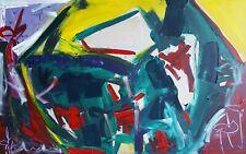 Acrylic on canvas paintings
