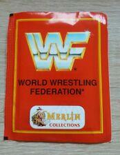 Merlin 1 Tüte WWF 1992 Wrestling WWE Bustina Sobre Pack Pochette Topps Panini