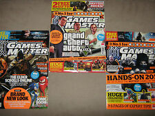 LOT 3 GAMES MASTER PS4 XBOX Faceplate Decal Thief Batman POSTER Grand Theft Auto