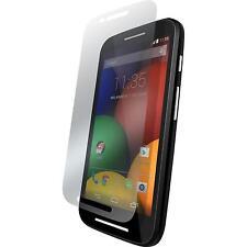 4 x Motorola Moto E Film de Protection clair Protecteurs Écran