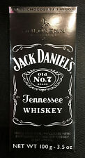 Goldkenn Finest Swiss Milk Chocolate with Jack Daniel Whiskey Syrup 100g Block