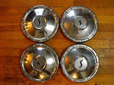 1959 Studebaker Dog Dish Hub Caps 1960