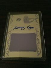 Anthony Volpe 2018 Leaf Perfect Game RC AUTO Printing Plate 1/1   Yankees!