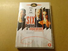 DVD / SIX DEGREES OF SEPERATION (WILL SMITH, DONALD SUTHERLAND)
