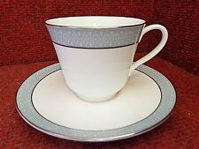 "ROYAL DOULTON "" ETUDE "" TEA CUP & SAUCER H5003 - FREE UK POSTAGE"