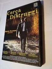 Cerca Distruggi (Drammatico 1995) Dvd film di David Salle con Christopher Walken