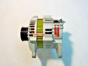 Nissan 200SX.Sentra.1997-1999.Alternator L4 1.6L 80AMP/12V CW.6-G.1Yr Warranty