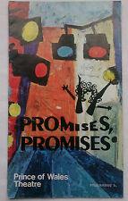 PROMISES PROMISES.THE APARTMENT.BILLY WILDER.PROGRAMME 69.B BUCKLEY.J CONGDON