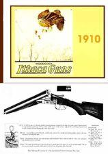 Ithaca 1910 Gun Catalog