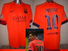 Barcelone messi nike bnwt adulte xl argentine shirt jersey football soccer away
