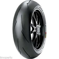 PIRELLI DIABLO SUPERCORSA SP (DOT) REAR MOTORCYCLE TYRE 190/55ZR-17 #61-230-45