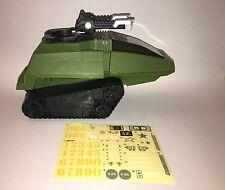 GI Joe 50th Chimera Tank loose Crimson Strike SDCC Exclusive 2015 Green HISS
