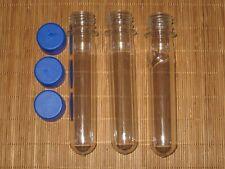 3 Pack Waterproof Tamperproof Crushproof Survival Cache Tubes - THE BEST - NEW