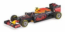 RED BULL TAG HEUER RB12 #33 Verstappen Barcelona Spain 2016 Minichamps 417160333