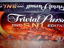 TRIVIAL PURSUIT ~ SATURDAY NIGHT LIVE ~ DVD ~ NEW, SEALED